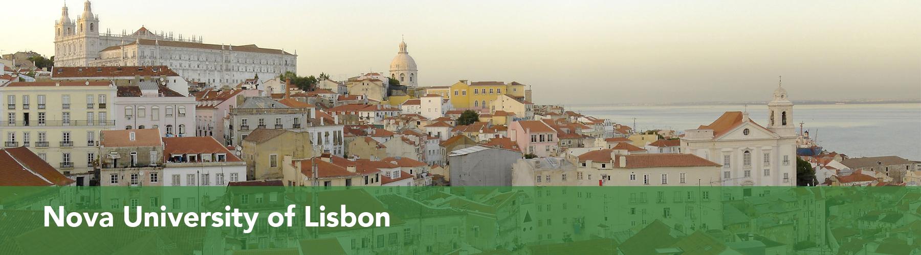 Alframbra district of Lisbon