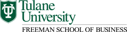Tulane University Freeman School of Business logo